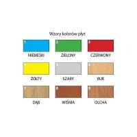 Wzory kolorów płyt